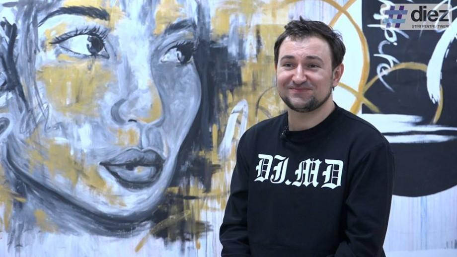 (video) Alex Buretz vorbește #FărăTolk. Cum descrie moldovenii și de ce vrea să joace într-un film cu Keanu Reeves