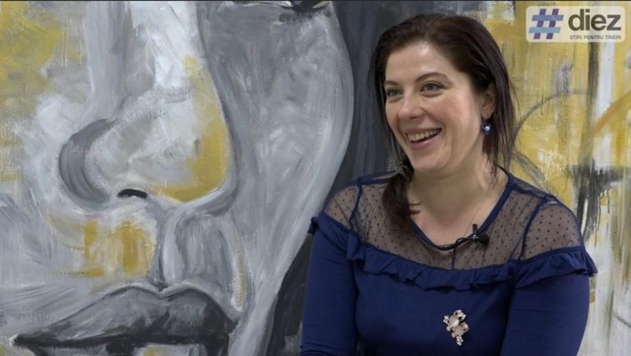 (video) Ana Tkacenko vorbește #FărăTolk. Cât de superstițioși sunt actorii și pe ce ar cheltui ultimii o sută de lei