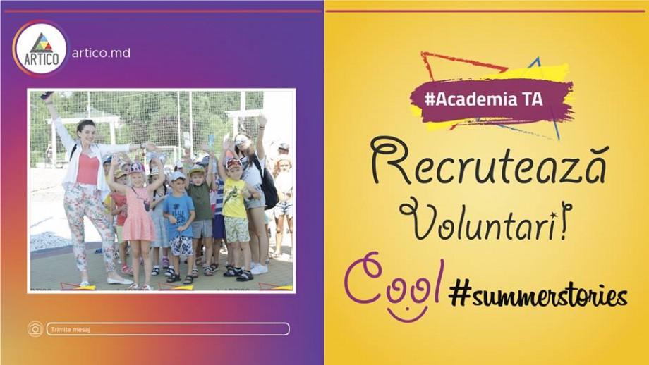 Creează-ți amintiri de neuitat făcând voluntariat la Clubul de vacanță Academia TA