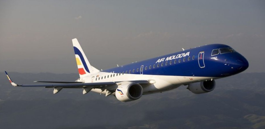 Air Moldova efectuează zboruri către noul aeroport din Istanbul