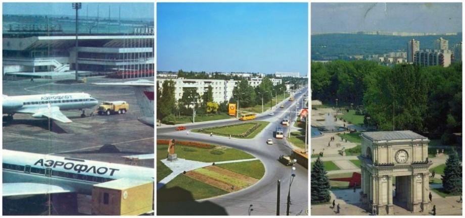 (foto) Chișinăul de altădată. Descoperă capitala Moldovei din secolul trecut, într-o serie de imagini istorice