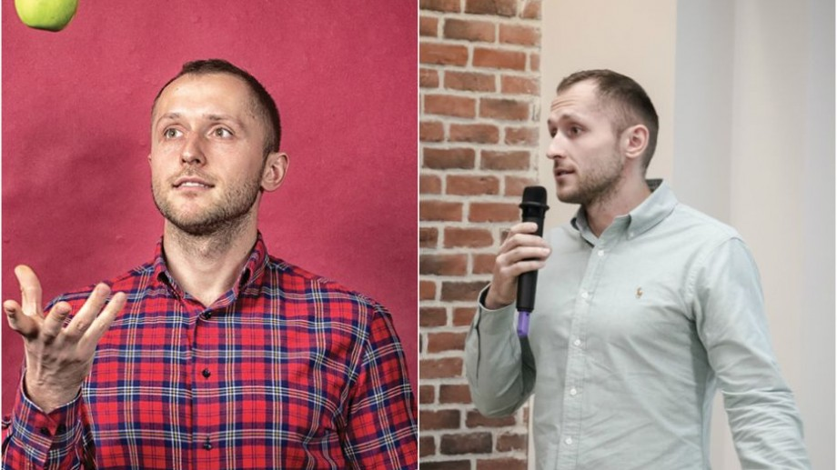 """Moldoveanu Dan Sturza în topul """"30 under 30"""", Forbes România. """"Trebuie să te descurci absolut singur"""""""