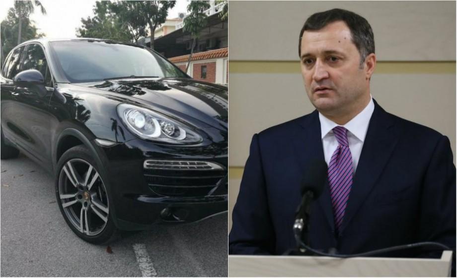 Mai multe mașini confiscate de la fostul prim-ministru, Vlad Filat, au fost scoase la vânzare. Cât costă acestea
