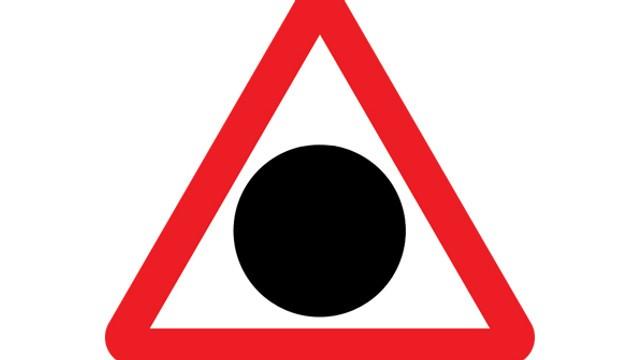 """Numărul indicatoarelor """"Punct Negru"""" va crește pe traseele din țară. Ce semnifică acest lucru"""