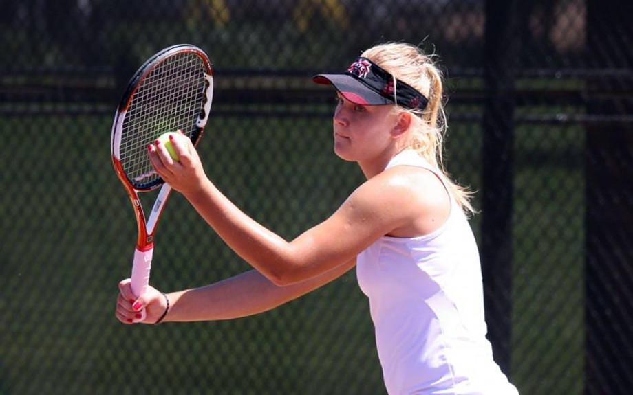 Sportiva din Moldova, Alexandra Perper a obținut locul doi la dublu la turneul internațional W25 Osprey