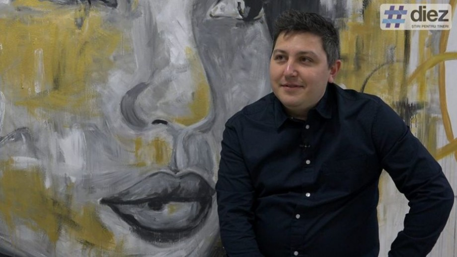 "(video) Pavel Sîrbu vorbește #FărăTolk. Cine este misterioasa ""doamna Valentina"" și cât poți câștiga din umor"