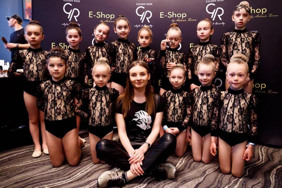 (foto) Balerinele antrenate de Diana Florea au obținut locuri de frunte la un festival internațional