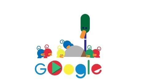 (foto) Google omagiază cu un Doodle special Ziua Tatălui