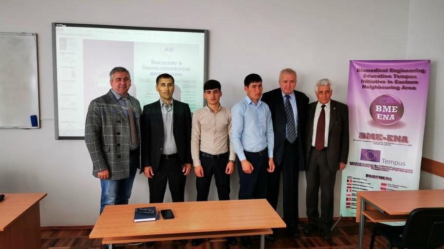 (foto) Trei bioingineri din Tadjikistan vor urma un stagiu de perfecţionare la UTM. Ce vor studia aceștia