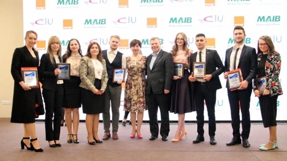 (foto) USM-iştii – cei mai mulți la Bursele de Merit, ediția a XXIII-a