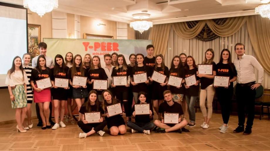 Dorești să fii schimbarea în localitatea ta? Școala Trainerilor în Dezbateri, Y-PEER Moldova