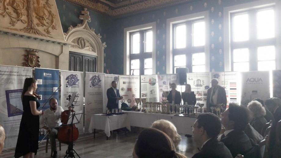 Cercetătorii din Moldova au luat locuri de frunte la cel mai mare eveniment european de inventică Euroinvent 2019
