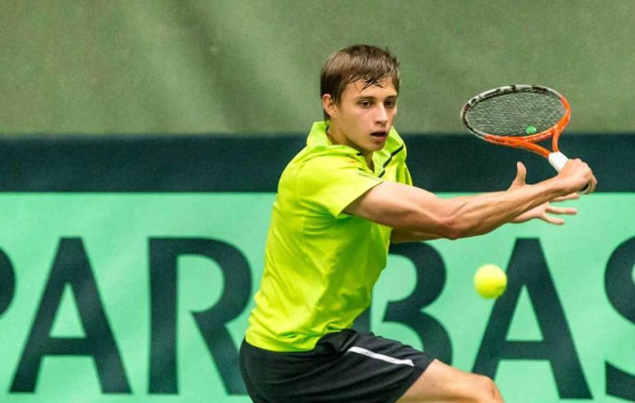 Alexandru Cozbinov a ajuns în semifinală la dublu la turneul M15 Cancun din Mexic