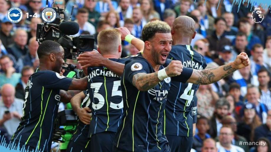 (video) Manchester City este campioana Angliei pentru al doilea an consecutiv