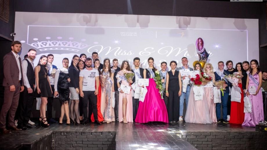 """(galerie foto) Cum s-a desfășurat și cum s-au prezentat tinerii la concursul """"Miss și Mister USM 2019"""""""