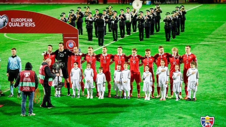 Alexandru Spiridon a anunțat lotul Naționalei Moldovei de Fotbal pentru următoarele meciuri din cadrul CE 2020