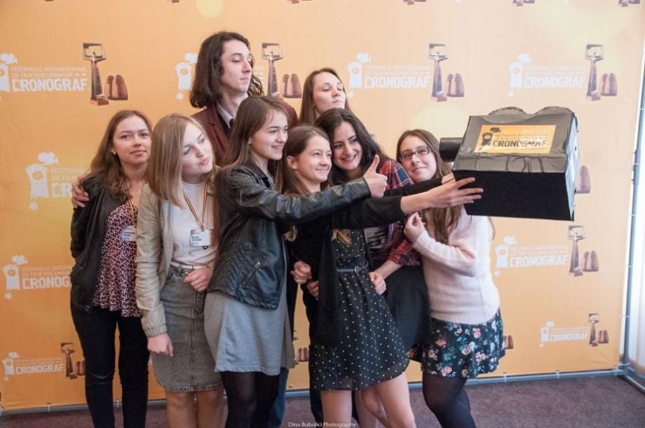 Un Like pentru Documentar: Filme pentru tineri, jurizate de tineri. Lista scurt metrajelor pe care le vei vedea la CRONOFRAF 2019