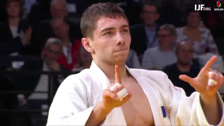 Judocanul moldovean, Denis Vieru, a câștigat Grand Slamul de la Baku. Vezi momentul de glorie