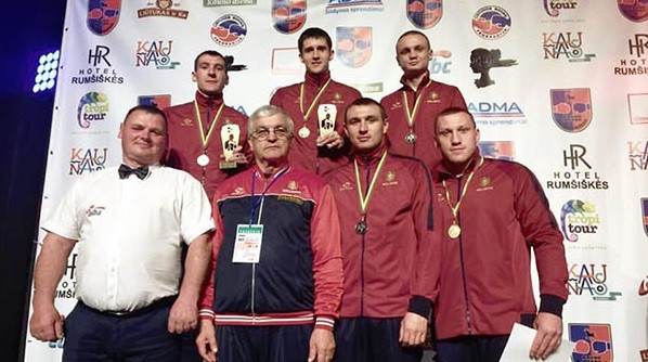 """Sportivii moldoveni au cucerit cinci medalii la turneul internațional """"Algirdas Șocikas"""""""