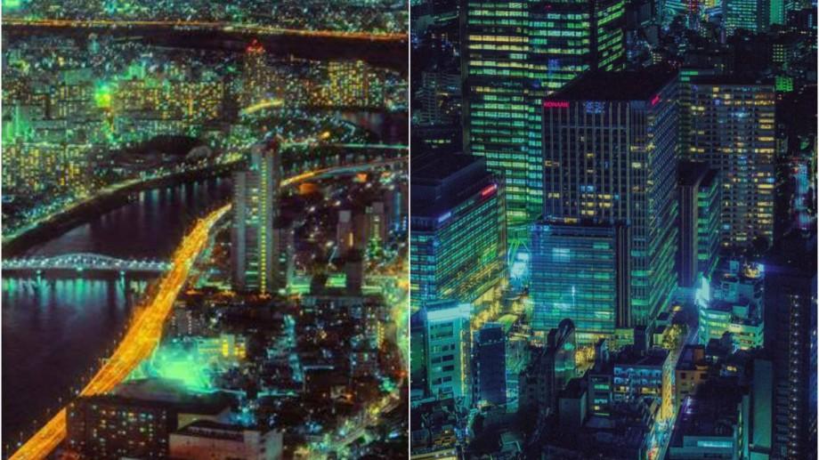 (foto) Tokio în toată frumusețea apusului. Un tânăr fotograf a realizat 14 fotografii, care îți arată capitala Japoniei