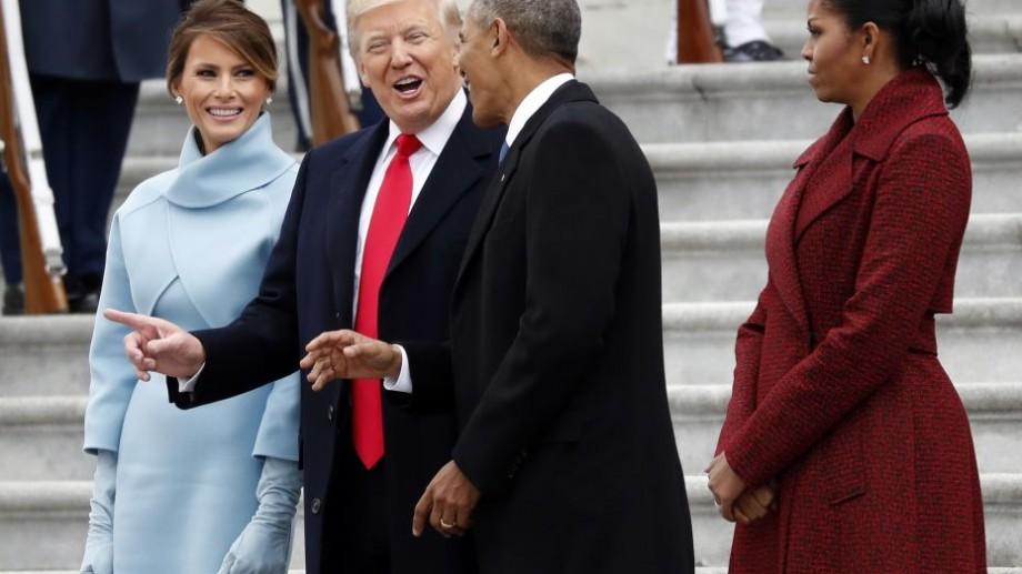 Fostul preşedinte american Barack Obama şi soţia sa vor produce pentru Netflix un serial despre Donald Trump