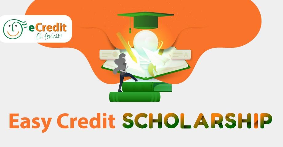 EASY CREDIT continuă să susțină excelența în educație, oferind bursele de studiu private în cadrul proiectului EASY CREDIT SCHOLARSHIP 2019-2020