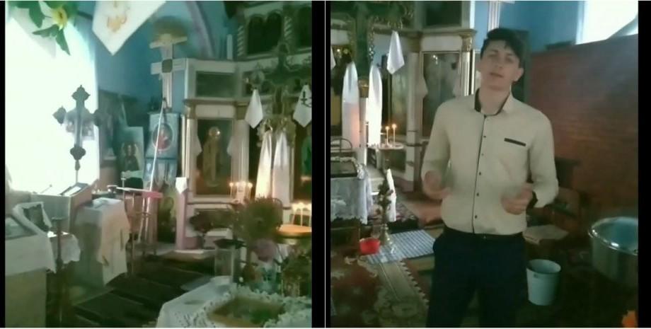"""(video) """"3 minute de istorie"""" despre Biserica de piatră din satul Recești, raionul Șoldănești"""