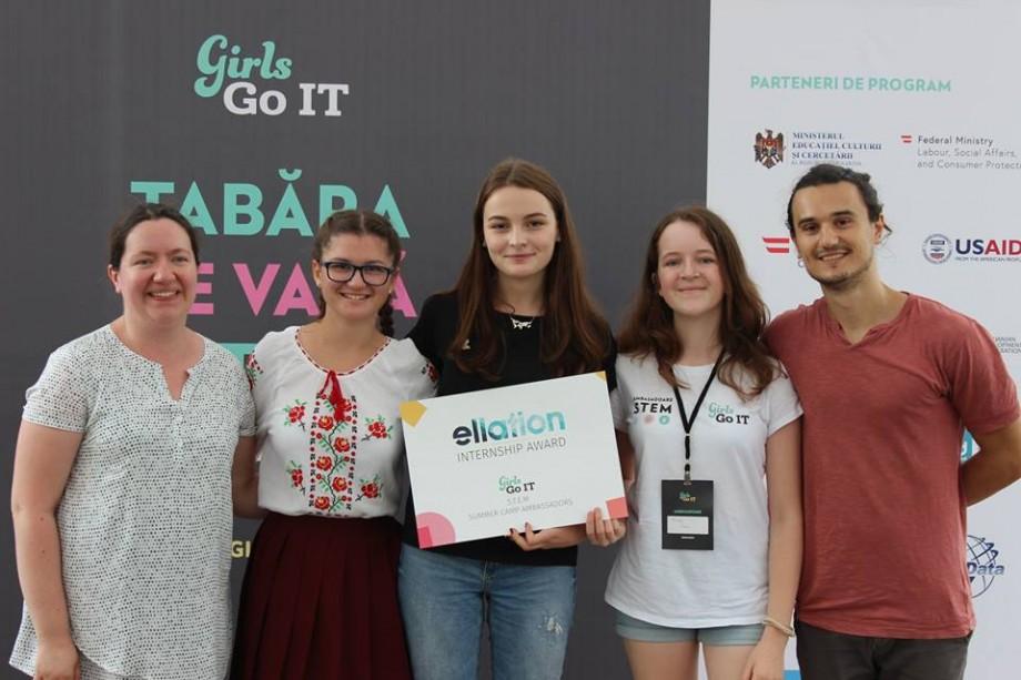 GirlsGoIT invită fetele să se inițieze în domeniul tehnologiilor la o nouă tabără de vară! Cum poți participa