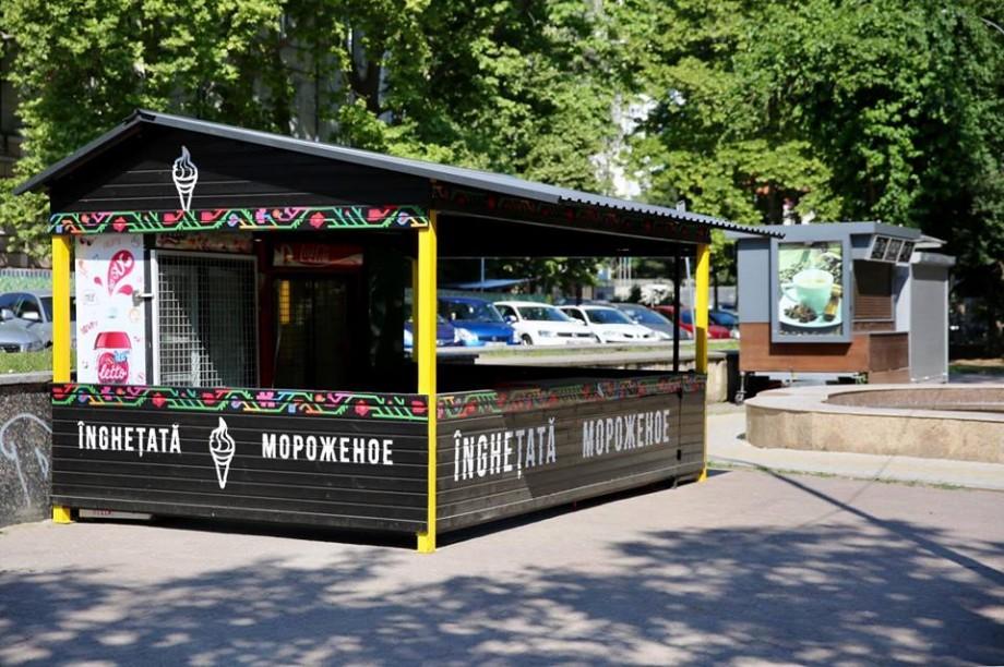 (foto) Primaria solicită opinia privind amplasarea gheretelor cu băuturi răcoritoare și înghețată în zonele de odihnă din Capitală