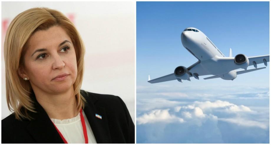 Înainte de alegerile locale, Irina Vlah promite că va construi un aeroport în UTA Găgăuzia