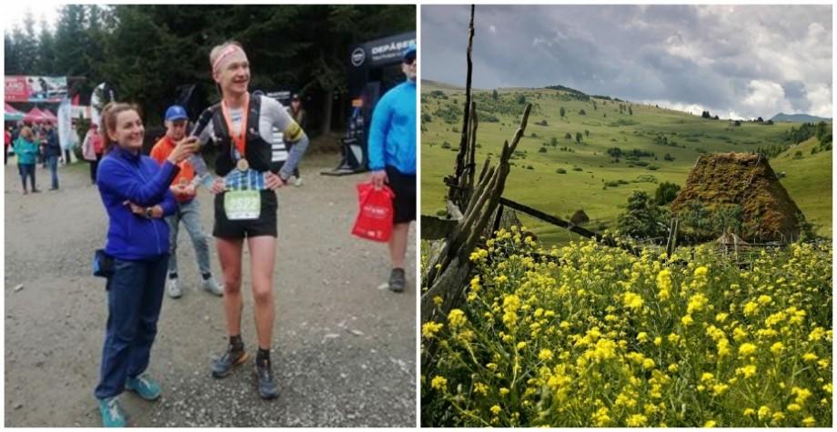 A parcurs 74 de km în aproape 8 ore. Un moldovean a câștigat un concurs internațional de alergare montană