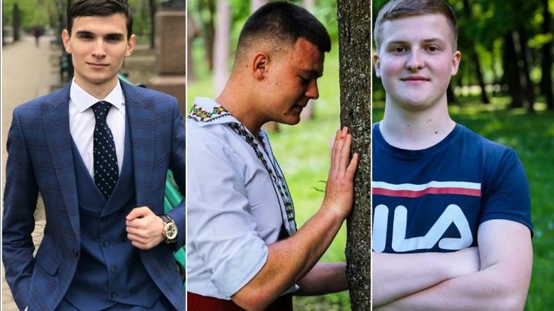 (foto) Cine sunt cei 5 studenți care râvnesc la titlul de Mister USM 2019