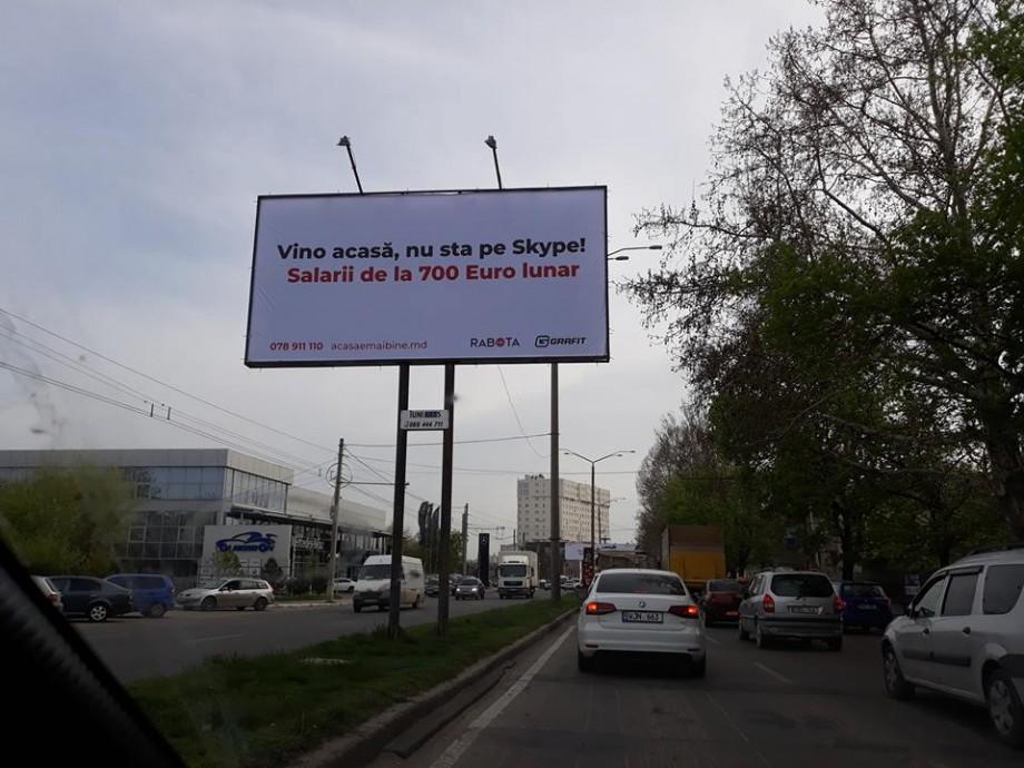 Te-ai mai gândi să pleci din Moldova dacă ai avea un salariu lunar de 14.000 lei și mai mult?