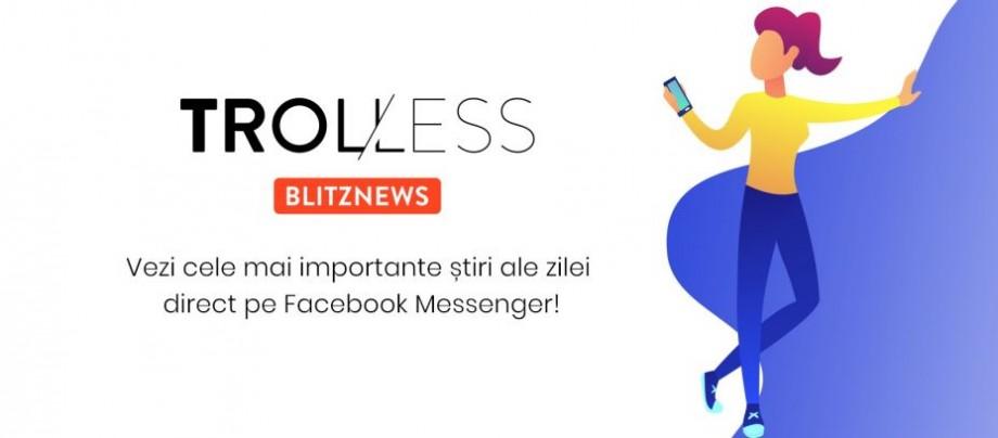 Cum poți vedea care sunt cele mai importante știri ale zilei din Moldova direct pe Facebook Messenger