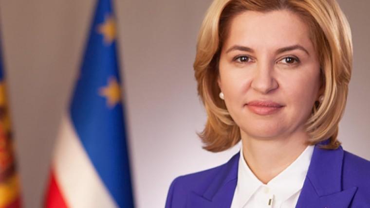 Irina Vlah a fost înregistrată în calitate de candidată independentă pentru funcția de bașcană a Găguziei