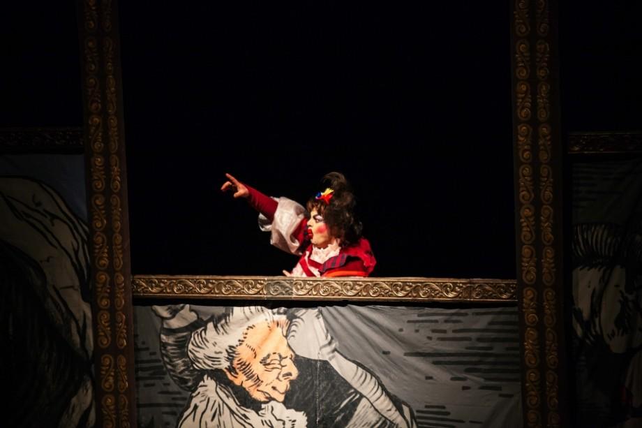 Începe vara cu Chirița Bârzoi ot Bârzoienî. Teatrul Național Eugene Ionesco te invită la cel mai longeviv spectacol din Moldova