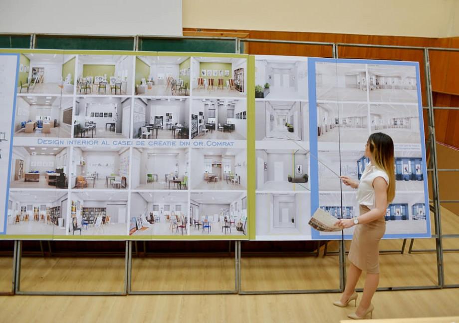 (foto) Licența 2019: Universitatea Tehnică a Moldovei are o nouă promoție de 34 designeri de interior