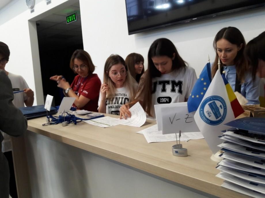Experți din 25 de țări s-au într-unit la Tekwill pentru a examina mecanismele de recunoaștere a calificărilor