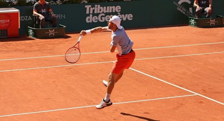 Radu Albot s-a calificat în runda a doua la ATP 500 Halle Open. Cine este următorul adversar al sportivului moldovean
