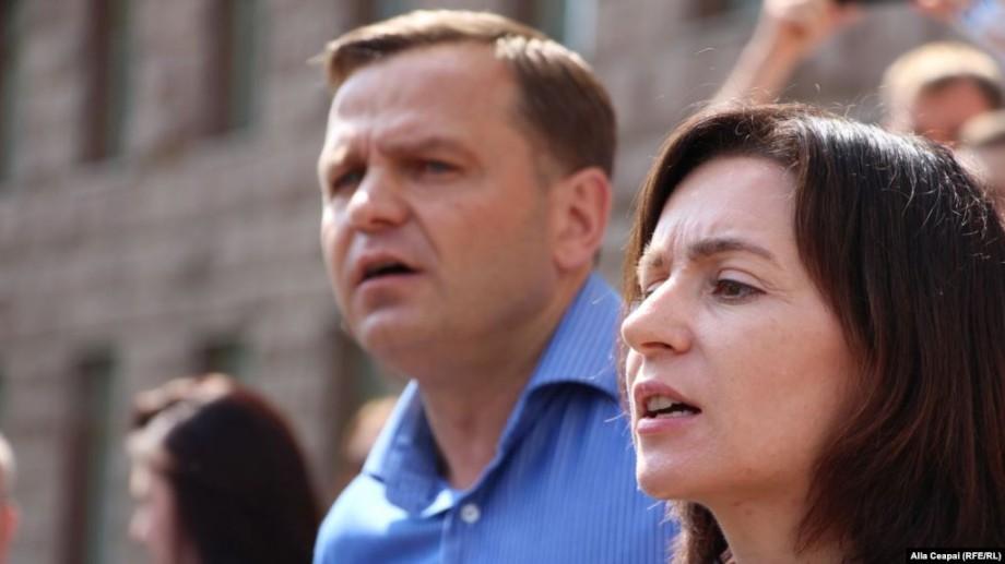 (video) Maia Sandu și Andrei Năstase cheamă oamenii din toată Moldova să se alăture Marșului Poporului din această duminică