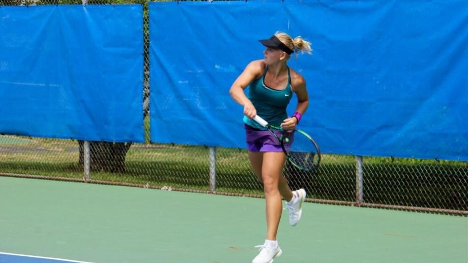 Jucătoarea de tenis din Moldova, Alexandra Perper, s-a calificat în sferturi la turneul internațional W25 Minsk
