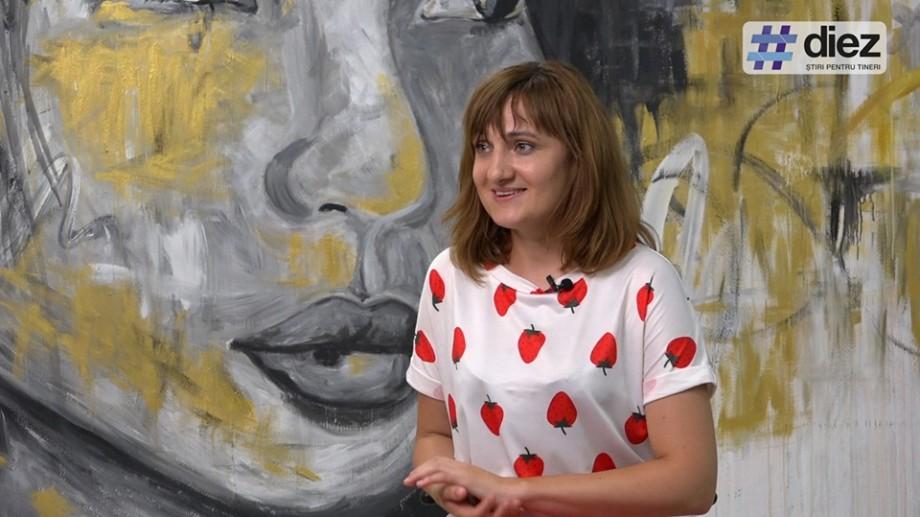 (video) Alina Andronache vorbește #FărăTolk. Cum e să fii o mamă feministă în societatea noastră și de ce trebuie să feminizăm profesiile