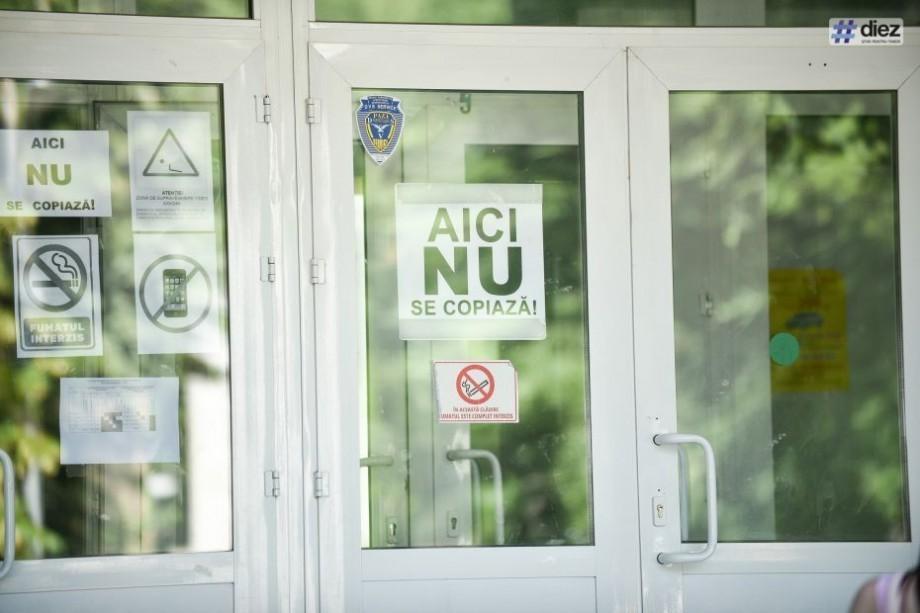 Inspectoratul General de Poliție va investiga presupusele fraudări la examenul de BAC la istorie