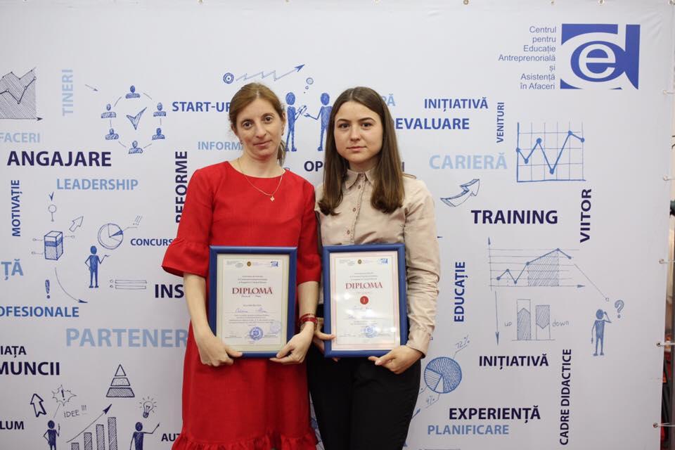 Ceban Ecaterina Premiul cel Mare