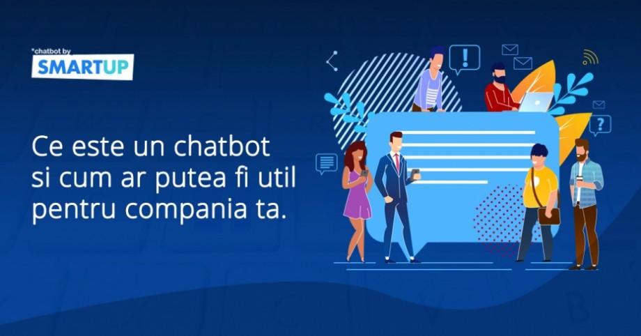 Ce este un chatbot si cum ar putea fi util pentru compania ta