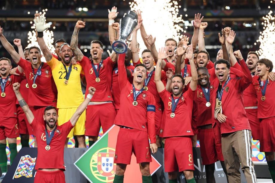 (video) Portugalia a câștigat prima ediție a UEFA Nations League. Lusitanii au trecut în finală de Olanda