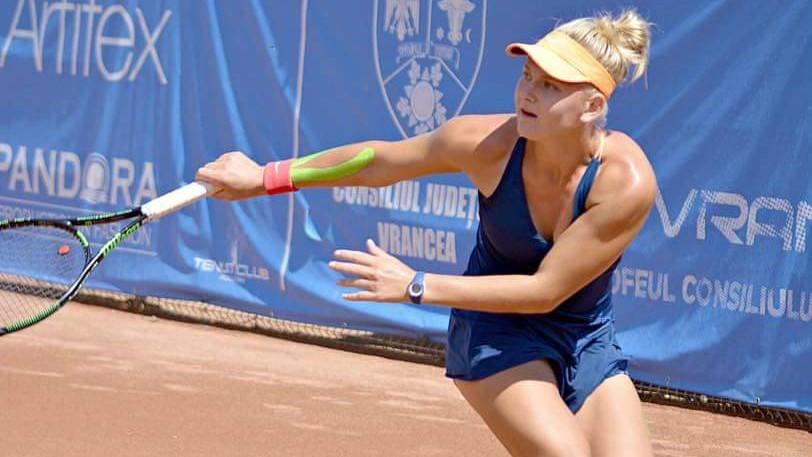 Jucătoarea de tenis din Moldova, Alexandra Perper, s-a calificat pe tabloul principal la turneul internațional W25 Minsk