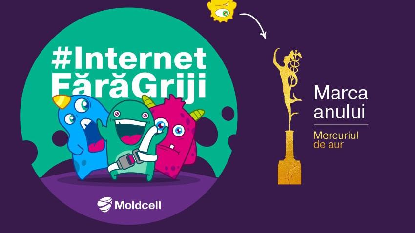 """(foto, video) Proiectul Educațional """"Internet fără griji"""" a fost desemnat Marca Anului 2018 în categoria Responsabilitate Socială"""