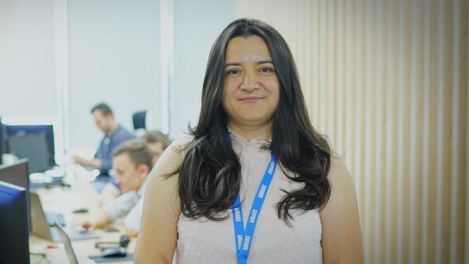 """(video) """"Aleg cariera IT"""". Svetlana Sura, Database Developer: """"Cel mai important e să ai dorința de a reuși și să fii perseverent"""""""