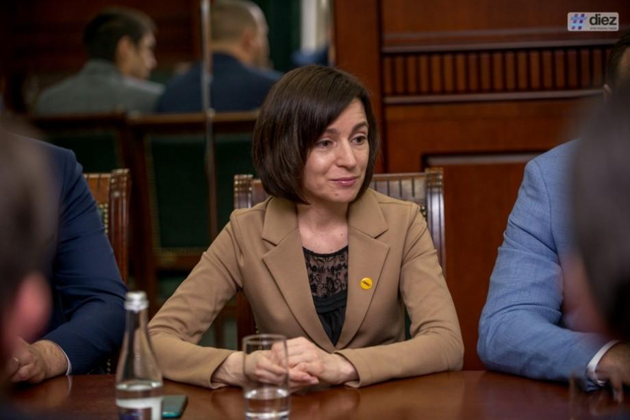 """Maia Sandu despre demisia judecătorilor CC: """"Era singura acțiune posibilă"""""""
